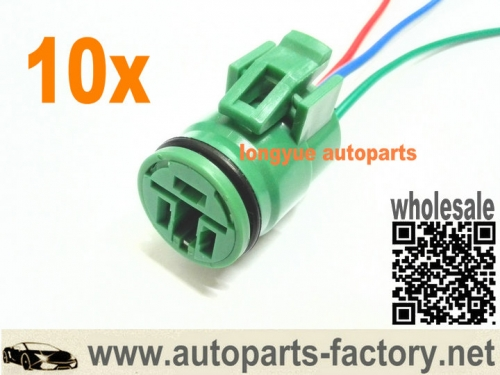 10pcs Nipondenso Alternator Repair Plug Harness Connector Fit Toyota Honda Lexus chevrolet suzuki 6""