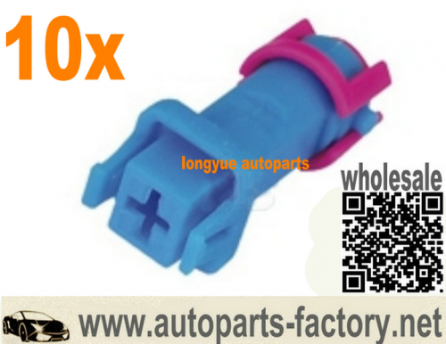 longyue 10kit AC Compressor Female repair Connector for 97-00 Audi A4 Passat