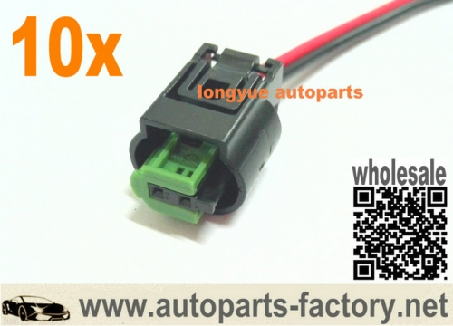 10pcs Connector Repair Harness - Side Repeater Wing Indicator - XGB000030 / XGB100310L 6""
