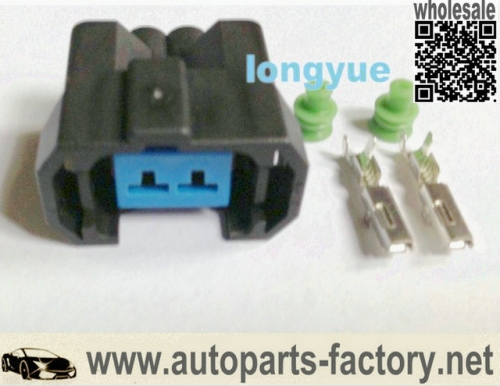 longyue 10kit 1996-2002 Honda accord Keihin oBD2 NH1 Fuel Injector Electrical Connector