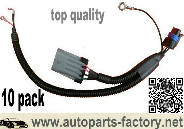 Fuel Injector Wiring Harness Problem