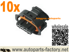 longyue 10kit Connector Set For hyundai tiburon 2.0l /Accent Elantra Getz Lavita Sonata MAP Sensor