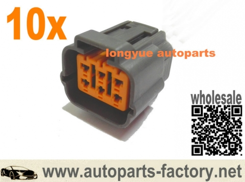 longyue 10set Cummins ISX EGR Valve Connector Kit OEM