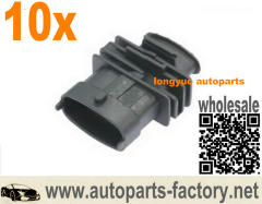 longyue 10kit 4-way sealed MPS / MAP Sensor Plug Bosch BSK male Connector for Ford/Hyundai/Saab