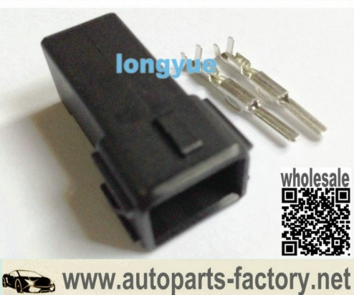 longyue 10Kit Honda oBD2 fuel injector male connector