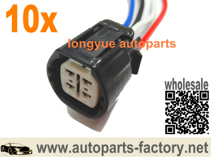 ford wiring connectors long yue alternator repair harness pigtail for ford f250 f350 classic ford wiring connectors alternator repair harness pigtail