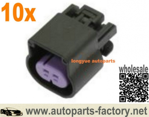 longyue 10set 2pin connector plug fit Oldsmobile Bravada 2002-2004, Wheel Speed Sensor