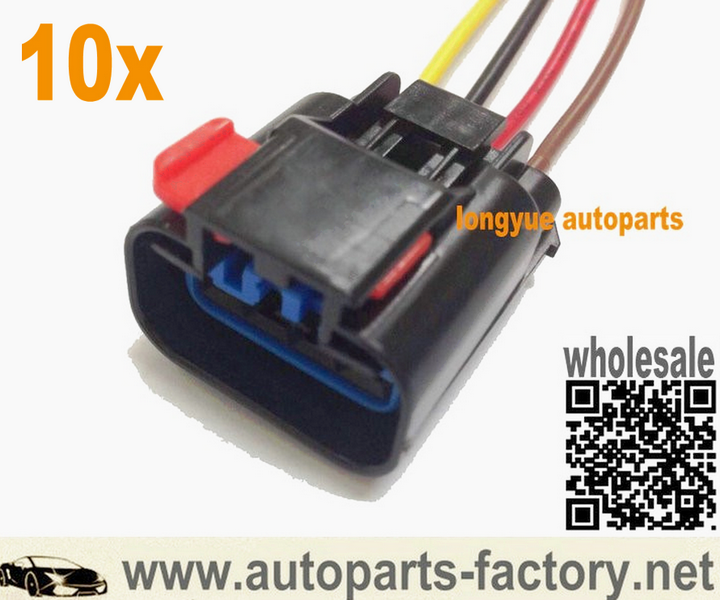 long yue radiator fan relay connector pigtail case for 2003 jeep rh autoparts factory net Automotive Wiring Connectors Assortment jeep wiring pigtails