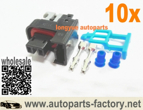 longyue 10 Kit 25334150 fuel injector connector kit ,CC-800 universal,Mini new