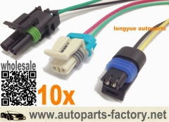 longyue 10set T56 Connector Set of 3 Backup, R everse Lockout, VSS Wiring Pigtail GM LT1 LS1