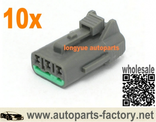 longyue 10set 3 Pin RX7 13B MAP WRX Vehicle Speed Sensor Connector