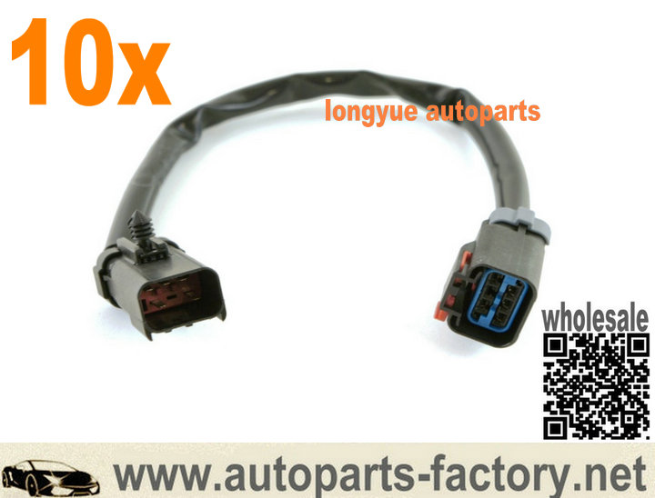 long yue 02-03 Dodge Ram 1500 TAILLIGHT LAMP WIRING HARNESS R/H OR L/H SIDE  OEM NEW MOPARlongyue autoparts
