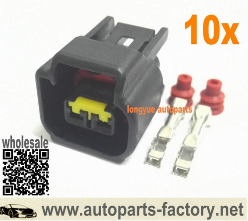 longyue 10pcs Ignition Coil Connector  4.6 5.4 6.8 Ignition modular COP Mustang Cobra ford Modular