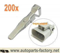 200pcs Terminals for Male Nissan Coil Pack Plug