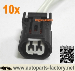 longyue 10pcs Honda acura civic element pilot accord IAT ECT VTEC K Series connector plug rsx ep3 s2000 8
