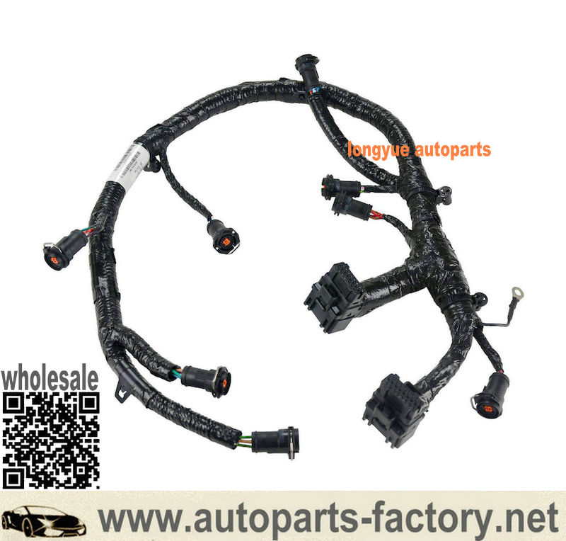 diesel fuel injector harness for excursion super duty pickup truck  longyue autoparts