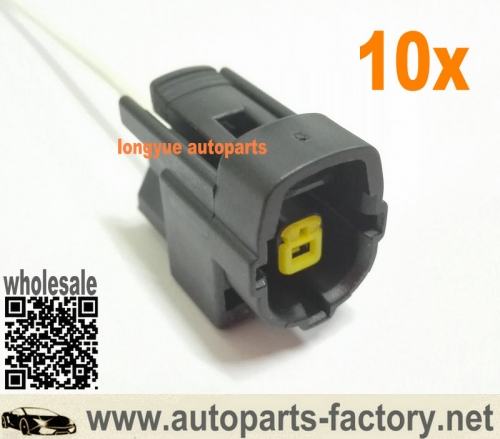 longyue 10pcs 97-02 Ford F150/Expedition WPT439 MOTORCRAFT Oil Sending Unit Switch Connector Pigtail