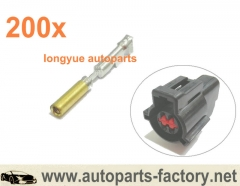 200pcs Female Terminal Pins Fit Oxygen O2 Sensor connector w/ OE fuel pump Plugs 86-09 Mustang