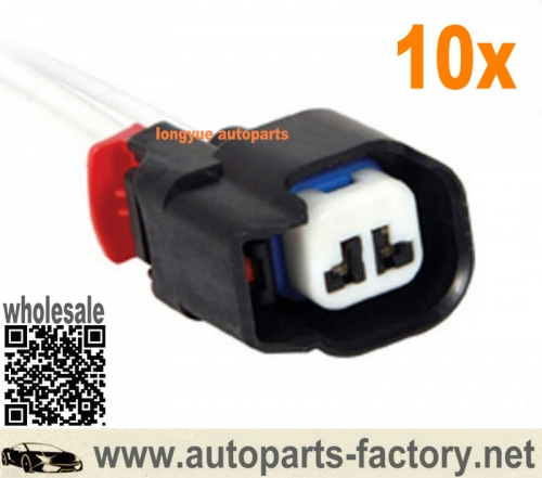 longyue 10pcs Repair Connector Harness ABS Sensor Fuel Injector Jeep Chrysler Grand Cherokee Dodge 5183448
