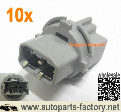 longyue 10pcs Genuine Mazda3 & CX-5 Tail Lamp Bulb Socket  G14S-51-3E7,33515-S50-003