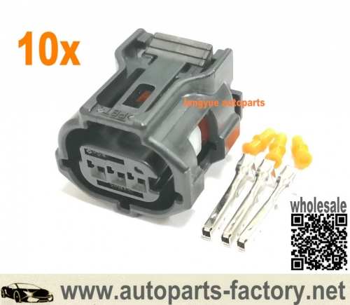 longyue 10pcs Camshaft Cam Position Sensor Connector for Toyota Scion Lexus