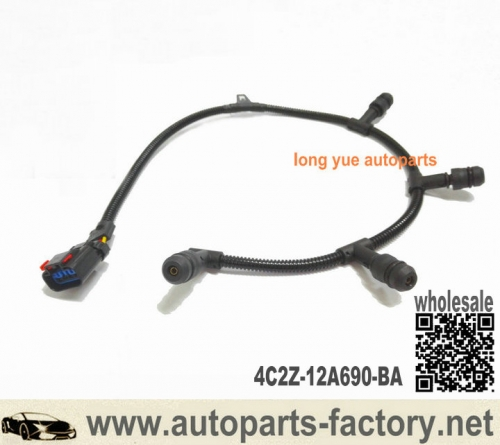 longyue 04-10 Ford 6.0L Diesel Glow Plug Harness Extension Left LH Side E350 E450 F250 F350 4C2Z 12A690-BA