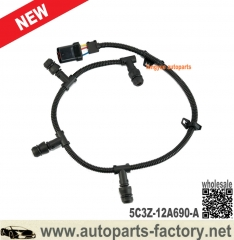 longyue 05-07 Ford F-Series SD LH Side Glow Plug Wire Harness 5C3Z-12A690-A