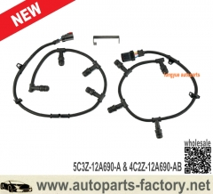 longyue 05-07 Ford 6.0l  F-Series Glow Plug Wire Harness Kit Part 4C2Z-12A690-AB & 5C3Z-12A690-A,Removal Tool