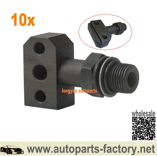 longyue 10pcs Ford 6.0L Powerstroke Upgraded STC Fitting