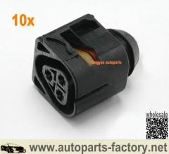 longyue 10pcs Ignition Coil Connector For BMW 1 3 5 6 7 series X3 X5 X6 Z3 Z4 M3 M6 MINI