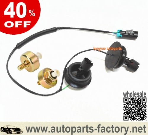 longyue Dual Knock Sensor Kit 12589867 & 10456603 For Cadillac Chevy GMC GM LS1 LQ4 LQ9