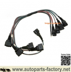longyue Audi 2.0T C4 UrS4/UrS6 S2/RS2 i5 20V AAN/ABY/ADU Coil Pack Harness