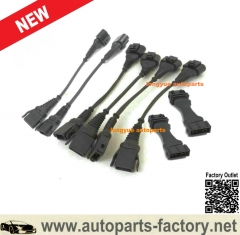 longyue Audi B5 S4 C5 A6 ALLROAD 30V 2.7T IE Coil Conversion and ICM Delete Harness Set