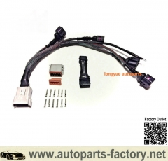 longyue 1.8T to 2.0T Coil Conversion Harness & ICM Delete for VW Audi FSI Passat A4 B5