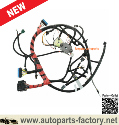 Longyue F81Z12B637FA Main Engine Wiring Harness for Super Duty Pickup Truck SUV New