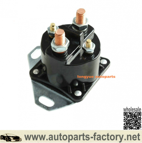 longyue 94.5-03 Ford Diesel Glow Plug Relay Solenoid DY861 for 6.9 & 7.3 Liter Diesel IHC T444E Powerstroke Engines