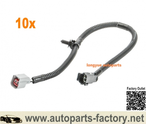 longyue 10pcs 07-16 Jeep Wrangler FRONT LH or RH Side Marker Lamp Wiring Harness 68274527AA
